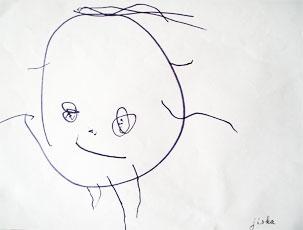 Tekenontwikkeling van het gezonde kind - Hoe een kamer van een kind te versieren ...